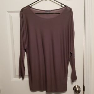 Vince Taupe Tunic